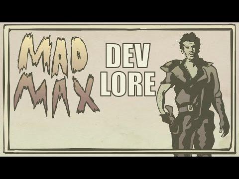 LORE - Mad Max Development Lore In A Minute!