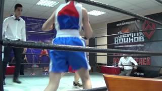 5  40 кг  Александров Михаил Московский бокс vs Мартиросян Гор Совхоз им  Ленина