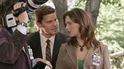 12 Times Booth and Brennan's Sexual Tension Was Too Real on Bones
