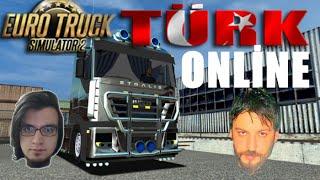 Euro Truck Simulator 2 Türkçe Multiplayer | Garbarius