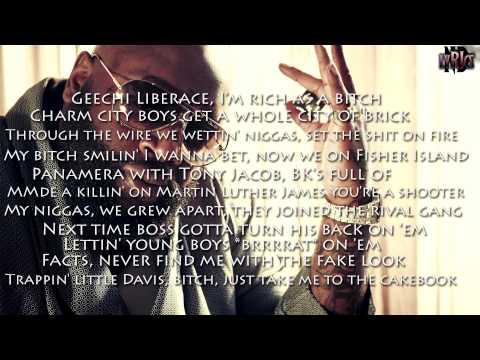 Rick Ross - Supreme (Official Lyric Video) - 1080p