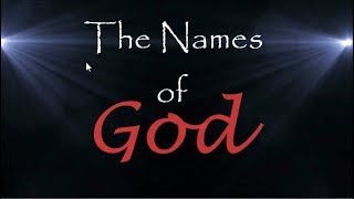The names of God | 🙏 God Quotes