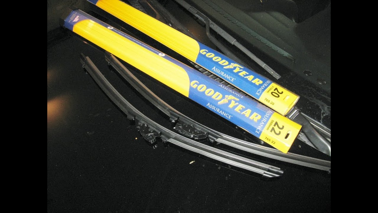 Goodyear Windshield Wipers >> Lexus Wiper Blade Replace Is300 Goodyear By Froggy