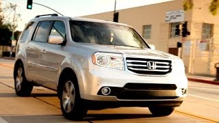 2013 Honda Pilot Review - Kelley Blue Book