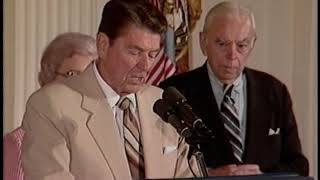 President Reagan's Remarks to the Catholic Golden Age Association on August 31, 1984