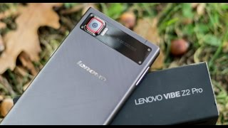 Обзор Lenovo Vibe Z2 Pro