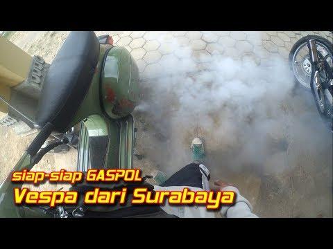 Vespa tua Gaspol Gigi Spartan || Aji VAS