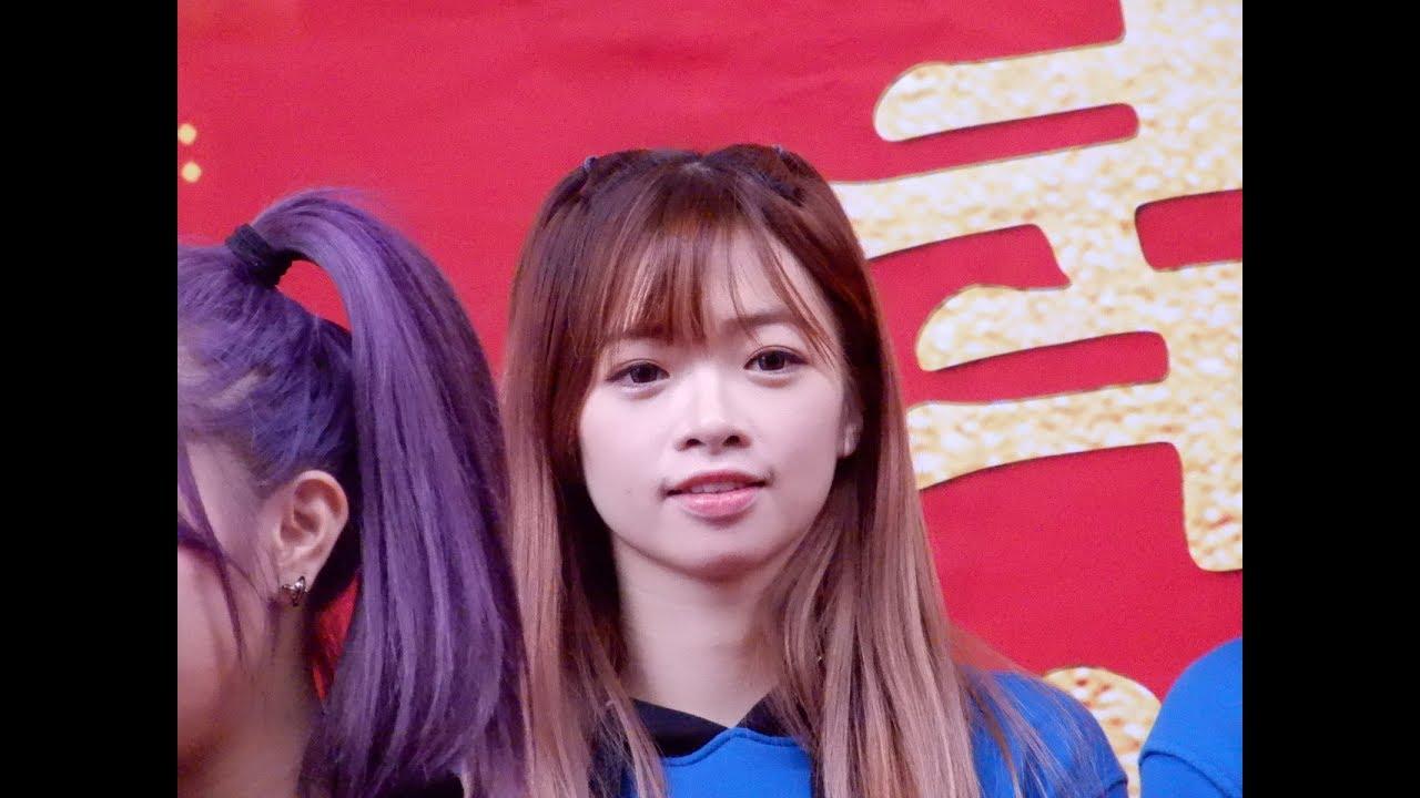 20180222中悅世界中心開工 Lamigirls表演-獨一無二的閃爍(曲) - YouTube