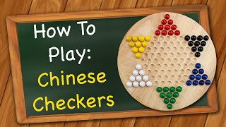 How to Play: Chinese Checkers