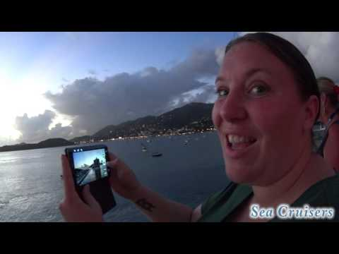 A Most Magical Evening on the Norwegian Escape Cruise Ship! [Vlog ep17]