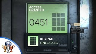 Deus Ex Mankind Divided A Heated Combination trophy and achievement Enter a classic numerical code in the games first keypad  Support me on Patreon
