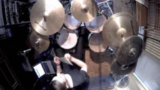 Mathias Blässe - Dawn Of Disease - Enter The Gates Drum Cover *HD*