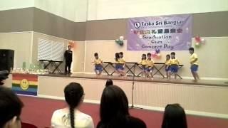 Sri Bangsar Graduation Concert