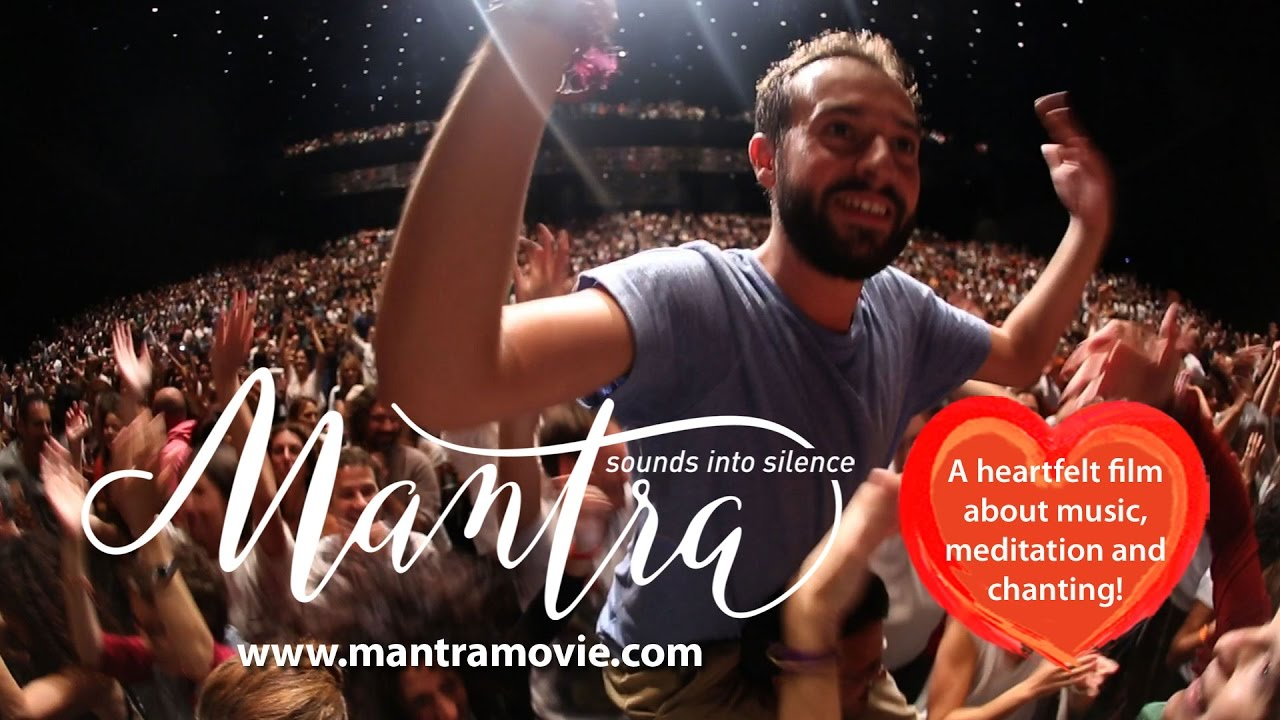Mantra Sounds Into Silence
