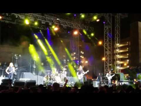 Of Mice & Men - The Depths (Live) Las Rageous DLV, NV