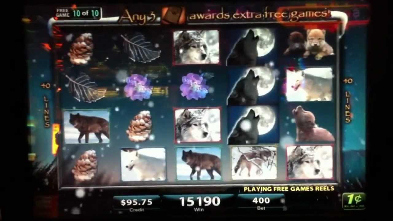 run slot machine