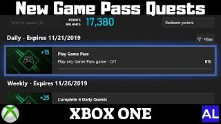 *New* Xbox Game Pass Quests - Earn Xbox Reward Points / Видео