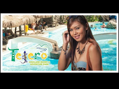 Tejero Water Park in Valencia, Negros Oriental - Philippines