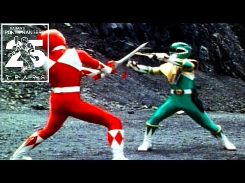 Power Rangers | Classic Mighty Morphin Power Rangers Moments