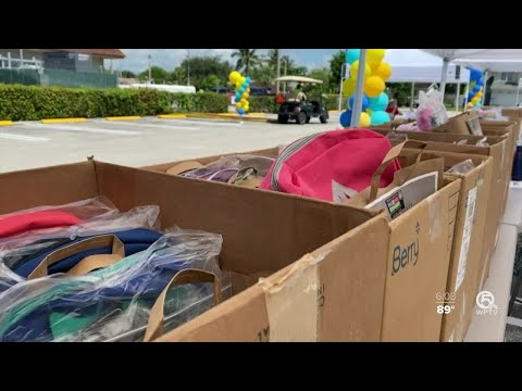 Over-500-backpacks-distributed-to-students-in-Lake-Park