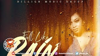 Pretti Kitti - Fall Like Rain [VVS Riddim] May 2019