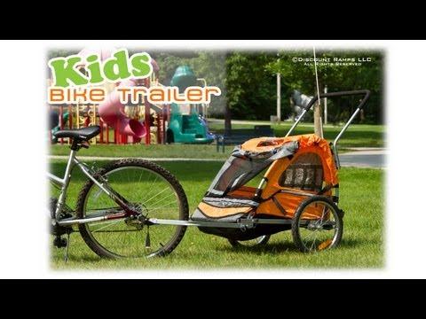 Kids Bike Trailer