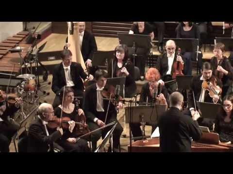 F.X.Thuri - Vodní hudba pro Český Krumlov (Water Music for Český Krumlov) - Suite
