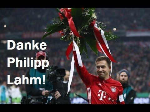 DANKE Philipp Lahm - Alle Highlights seiner Karriere (+ beste Tore und Skills) HD