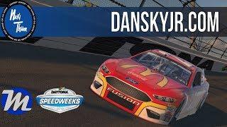 iRacing | Nicki Thiim | NASCAR FORD FUSION | Major series | Daytona 500