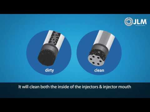 JLM GDI Injector Cleaner - Direct Injection Fuel Additive GDI, TSI, FSI, CGI, SIDI J03170 -250ml