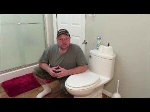 why won\'t my toilet flush i have your answer - YouTube