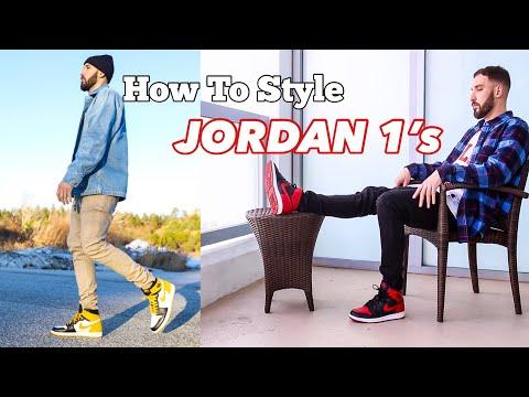 jordan 1 new love outfit