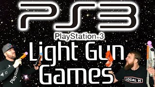 PS3 Light Gun Buying Guide | Arcade Light Gun Games At Home