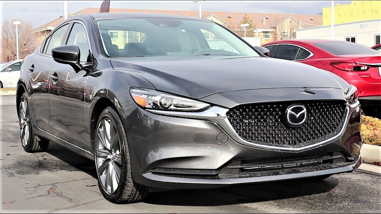 2020 Mazda 6 Grand Touring Anything New After 6 Years