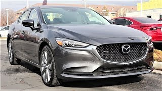 2020 Mazda 6 Grand Touring: Anything New After 6 Years???