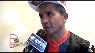 """""""Sergio no se recuperó de la primera caída""""- Pablo Sarmiento"""