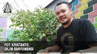Sabda Pangon | Andhap Asor | Seri 19 | Pdt. Kristanto | GKJW Banyuwangi