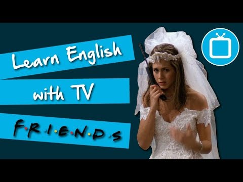 Learn English with TV Series: The First Ever FRIENDS
