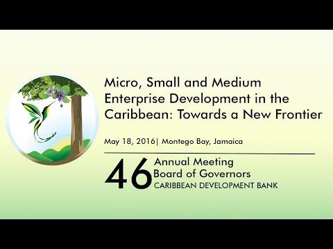 BOG46 Seminar: MSME Development in the Caribbean: Towards a New Frontier