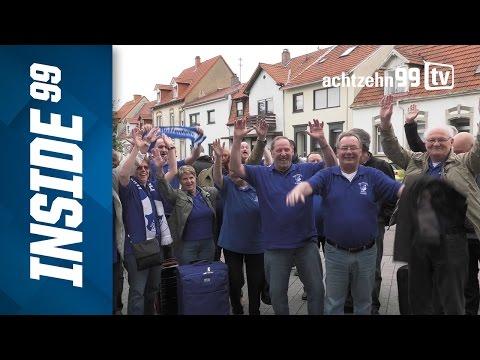 Fan-Besuch aus dem Kohlenpott - Saisonfinale mit den Ruhr-Freunden aus Essen