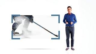 Физика спорта. Хоккей!
