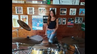 GREEN DAY - BASKET CASE - DRUM COVER by CHIARA COTUGNO