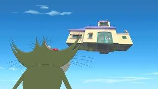 Oggy en de kakkerlakken - Airship House
