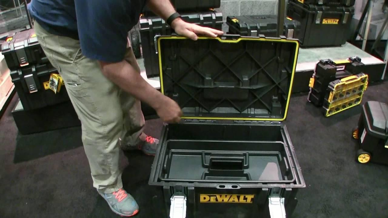 Dewalt Toughsystem Ds450 Mobile Toolbox Jlc Online