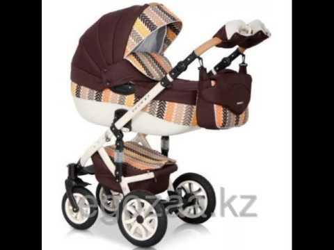 Детская коляска Riko Brano 3 в 1 Brano Ecco и Brano Jodla - YouTube b06f270583771