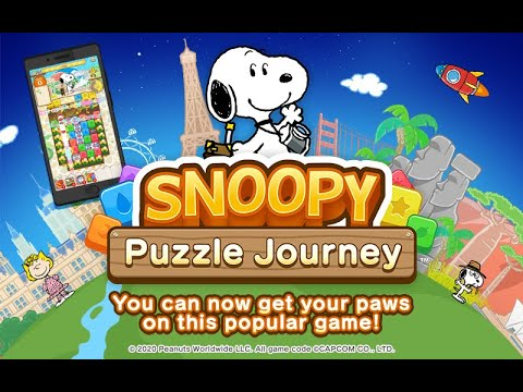 SNOOPY Puzzle Journey for PC - Free Unlimited VPN & Secure Hotspot app in PCs