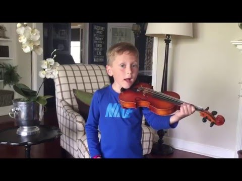 Harrison Auditions for George Strait (Amarillo by Morning)