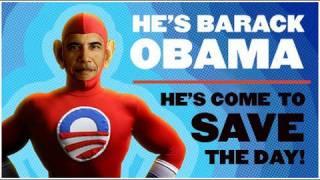 Repeat youtube video He's Barack Obama