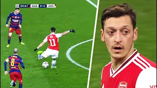 Mesut Özil - All 120 Goals & Assists for Arsenal