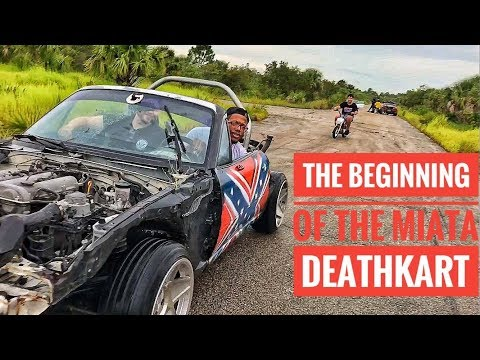 Miata Deathkart - How Could It Get Worse?